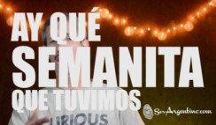 2º Semana de Enero - Un país generoso! - Actualidad argentina 2021