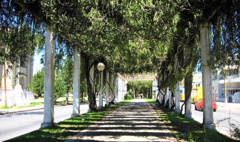 glorieta Boulevard Gálvez
