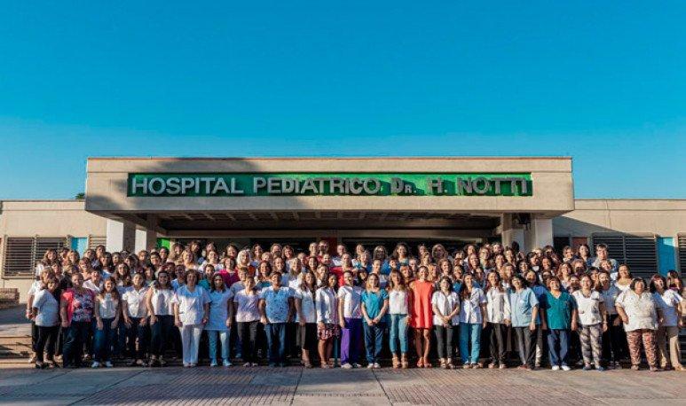 hospital pediátrico Dr. Humberto Notti
