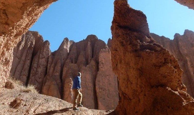 donde estan las cuevas de wayra