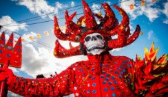 carnaval en mendoza