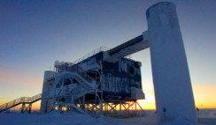 logística en la Antártida