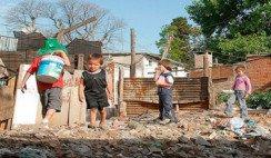 pobreza Santa Fe