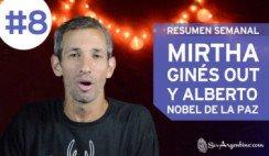 Mirtha, Ginés Out y Alberto Nobel de la paz - Resumen #8 en Un País Generoso!