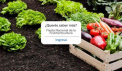 Fiesta Nacional de la Frutihorticultura