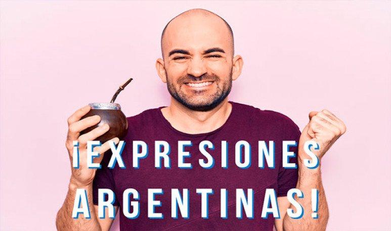 expresiones argentinas