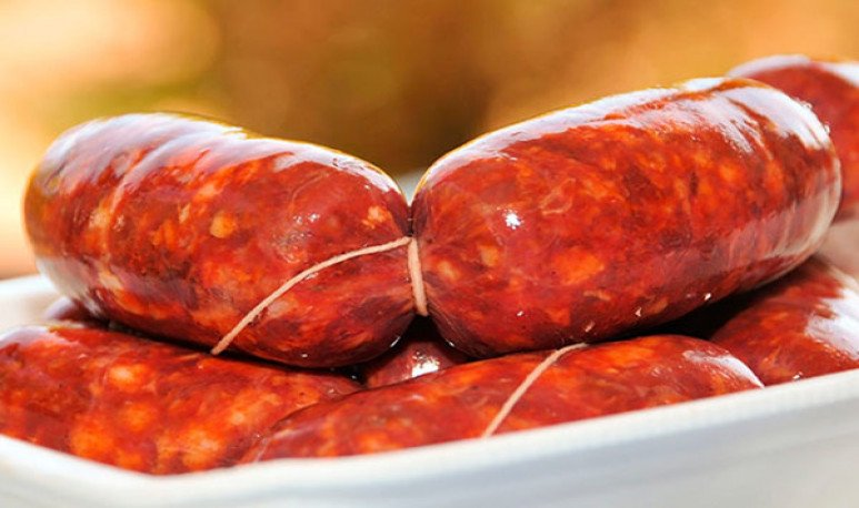 Chorizo de capón