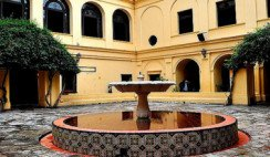 Colegio Monserrat.