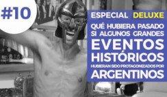 EVENTOS HISTORICOS PROTAGONIZADOS POR ARGENTINOS