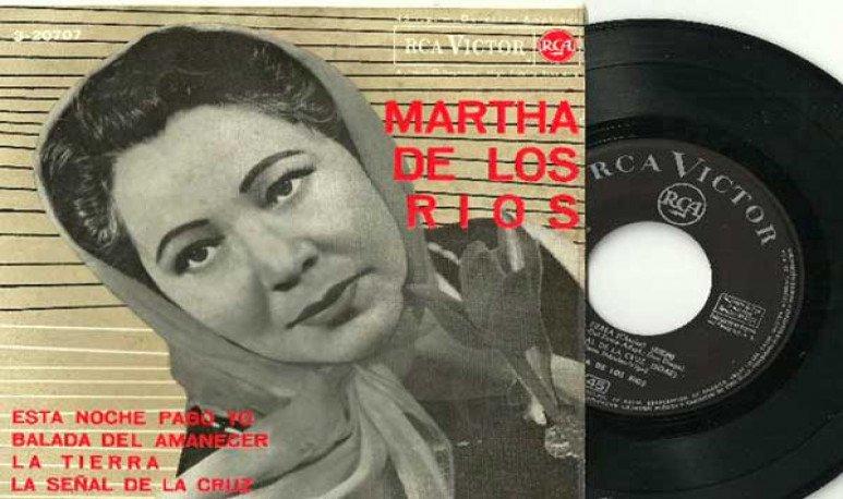 Martha de los Ríos