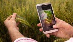 aplicación agrícola