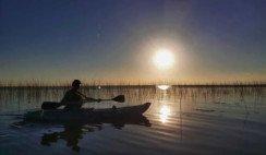kayak en el ibera
