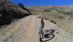 en bici por la patagonia