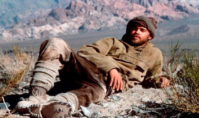 Brad Pitt vivió en Mendoza