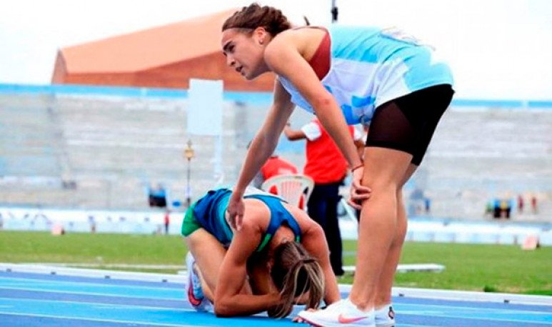 Atletismo sudamericano