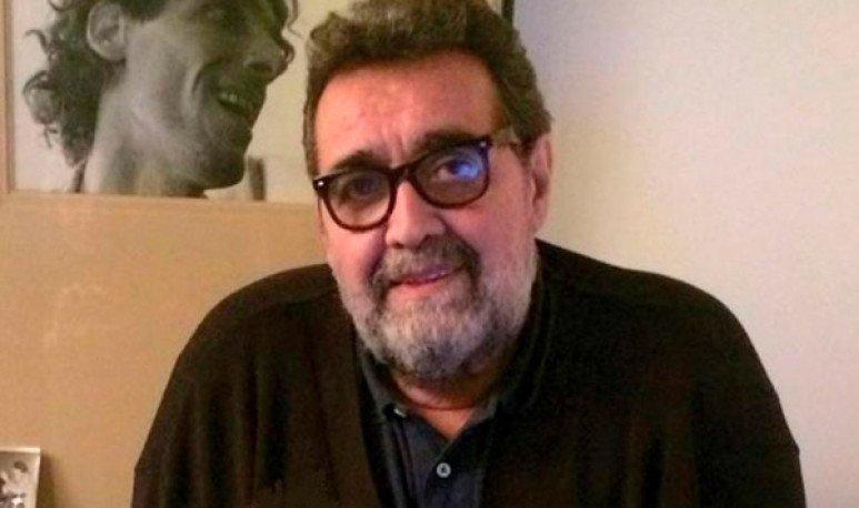 """Rubén """"Pelo"""" Aprile"""